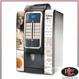 aluguel de máquina de café expresso automática para indústria Santa Cruz