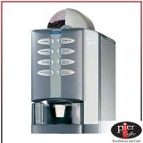 locação de máquina de café expresso automática para padaria Saúde