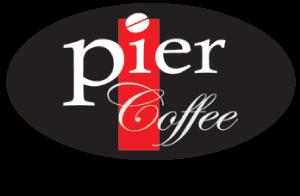 Logomarca Pier Coffee aluguel de máquinas de Café