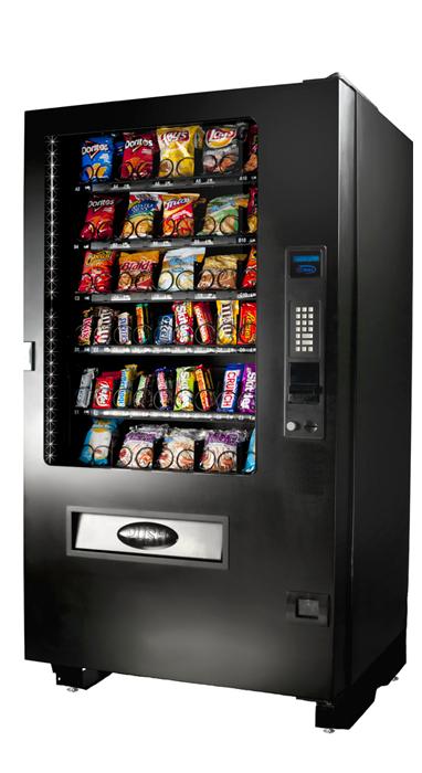 Seaga Infinity INF5S Snack Vending Machine para alugar