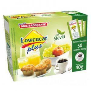 Adoçante Stevia Plus – sachê 8grs (caixa com 1000 unid.)
