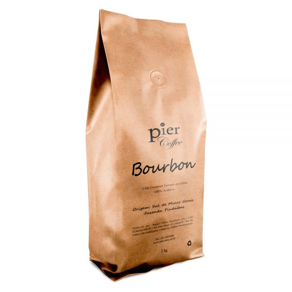 Café em Grãos Pier Coffee Bourbon 1Kg