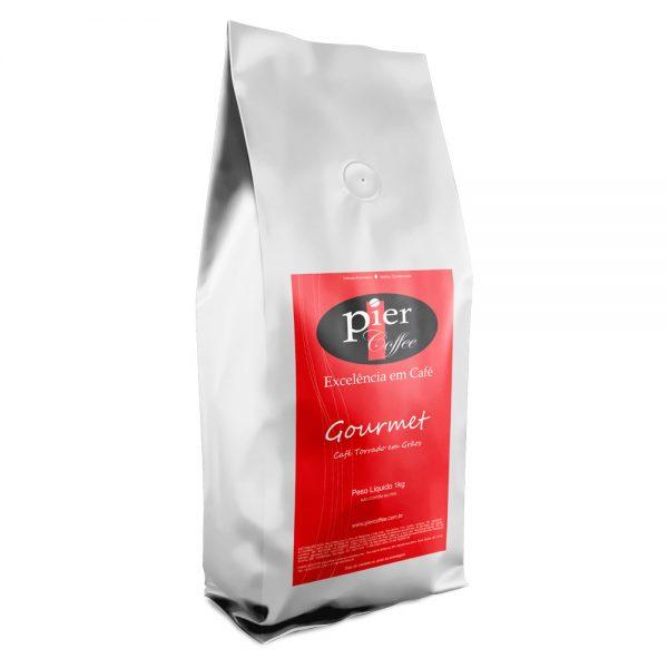 Café em Grãos Pier Coffee Gourmet 1Kg